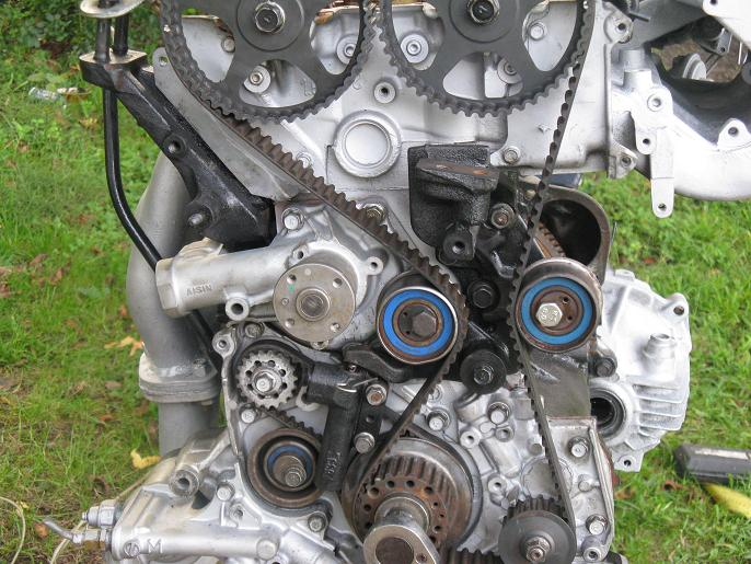 RepairGuideContent also P 0996b43f8037fa5c likewise 4g64 Dohc Head Swap Faq in addition Power Steering System Leak Inspection Cost also Crv J4006 131512. on mitsubishi eclipse exhaust diagram
