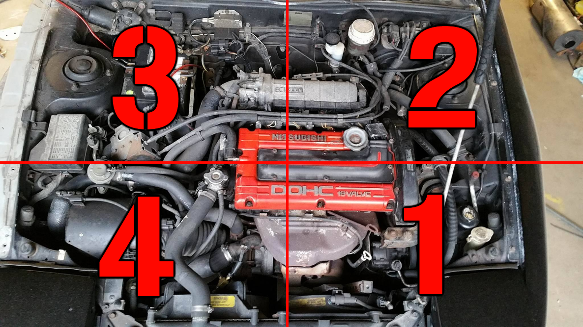 Circ wiring in addition Honda Car Color Chart likewise Diagrams additionally Batteries as well Stock 1g Engine Bay. on wiring diagrams cars